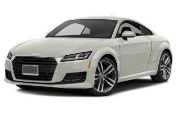 2018 Audi TT - Ibis White