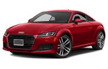 2018 Audi TT - Tango Red Metallic