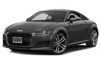 2018 Audi TT - Nano Grey Metallic