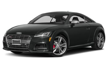 2018 Audi TTS - Mythos Black Metallic