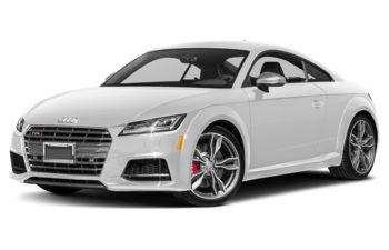 2018 Audi TTS - Glacier White Metallic