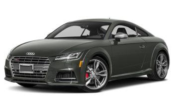 2018 Audi TTS - Daytona Grey Pearl Effect