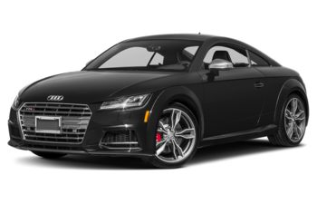 2018 Audi TTS - Brilliant Black