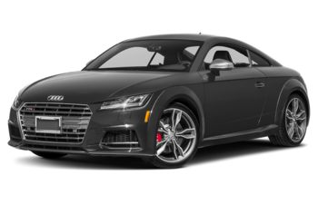 2018 Audi TTS - Nano Grey Metallic