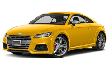 2018 Audi TTS - Vegas Yellow