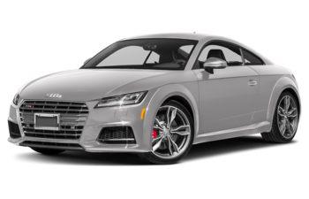 2018 Audi TTS - Florett Silver Metallic