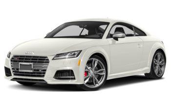 2018 Audi TTS - Ibis White