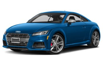 2018 Audi TTS - Ara Blue Crystal Effect