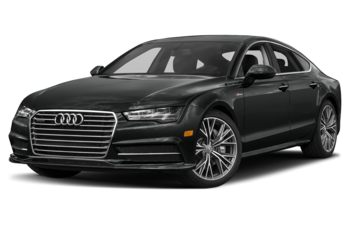 2018 Audi A7 - Mythos Black Metallic
