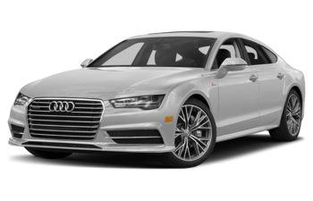 2018 Audi A7 - Glacier White Metallic