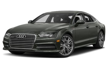 2018 Audi A7 - Daytona Grey Pearl Effect