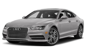 2018 Audi A7 - Florett Silver Metallic