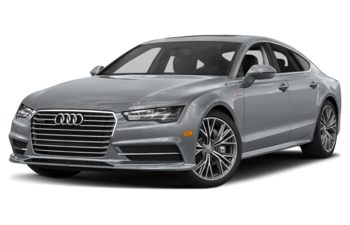 2018 Audi A7 - Tornado Grey Metallic