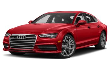 2018 Audi A7 - Matador Red Metallic