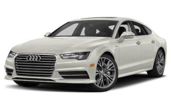 2018 Audi A7 - Ibis White