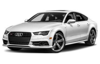 2018 Audi S7 - Glacier White Metallic
