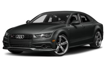 2018 Audi S7 - Mythos Black Metallic
