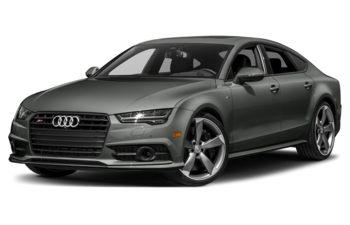 2018 Audi S7 - Daytona Grey Pearl Effect
