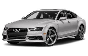 2018 Audi S7 - Florett Silver Metallic