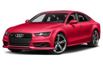 2018 Audi S7 - Misano Red Pearl Effect