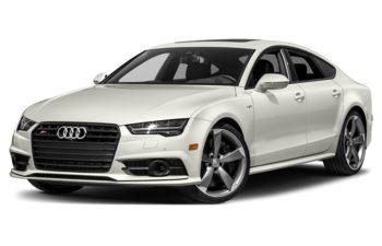 2018 Audi S7 - Ibis White