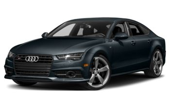 2018 Audi S7 - Moonlight Blue Metallic