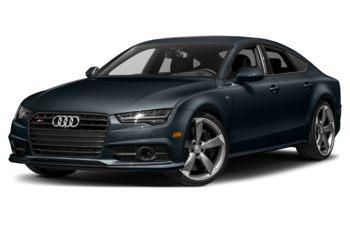 2018 Audi S7 - Moonlight Blue Metallic