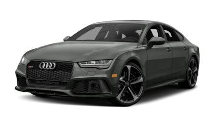 2018 Audi RS 7 4.0T
