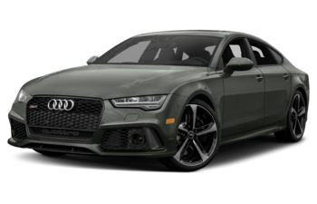 2018 Audi RS 7 - Daytona Grey Pearl Effect