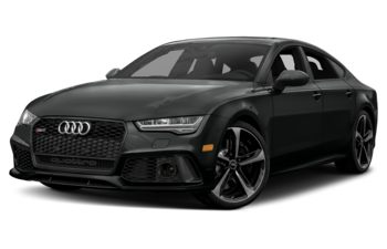 2018 Audi RS 7 - Mythos Black Metallic