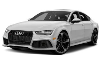 2018 Audi RS 7 - Glacier White Metallic