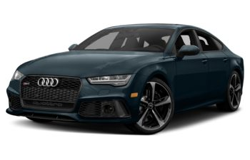 2018 Audi RS 7 - Ascari Blue Metallic
