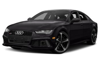 2018 Audi RS 7 - Panther Black Crystal Effect
