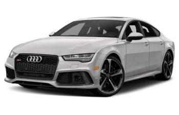 2018 Audi RS 7 - Florett Silver Metallic