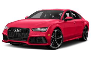2018 Audi RS 7 - Misano Red Pearl Effect