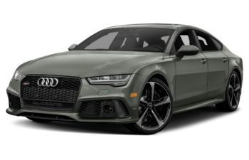 2018 Audi RS 7 - Nardo Grey
