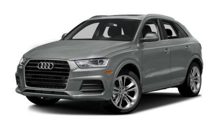 2018 Audi Q3 2.0T Komfort