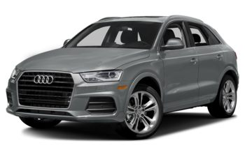 2018 Audi Q3 - Monsoon Grey Metallic
