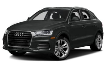 2018 Audi Q3 - Mythos Black Metallic