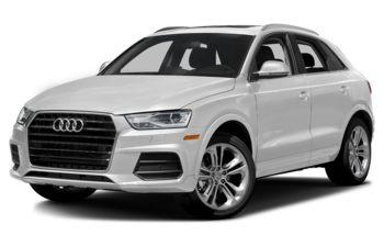 2018 Audi Q3 - Glacier White Metallic