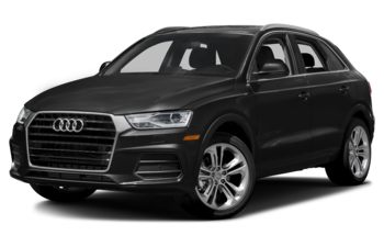 2018 Audi Q3 - Brilliant Black