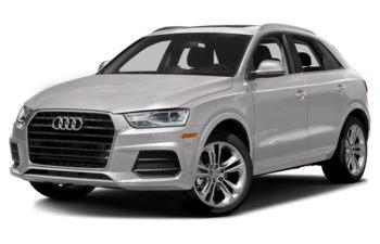 2018 Audi Q3 - Florett Silver Metallic