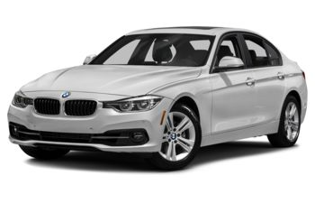 2017 BMW 330 - Mineral White Metallic
