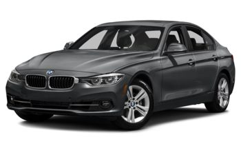 2017 BMW 330 - Mineral Grey Metallic