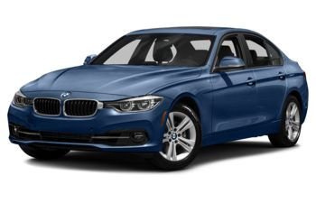 2017 BMW 330 - Estoril Blue Metallic