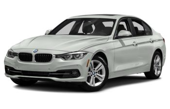 2017 BMW 330 - Alpine White