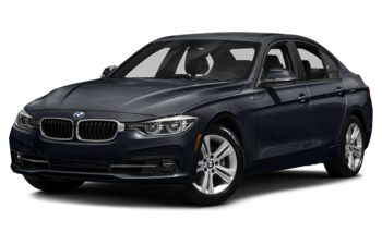 2017 BMW 330 - Imperial Blue Metallic