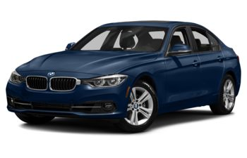 2017 BMW 330 - Mediterranean Blue Metallic