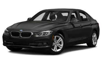 2017 BMW 330 - Citrin Black Metallic