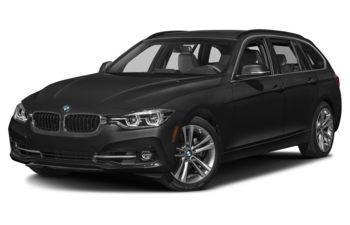 2019 BMW 330 - Jet Black Non-Metallic